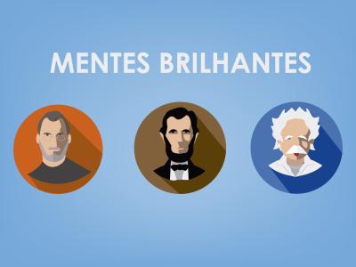 frases motivacionais e mentes brilhantes
