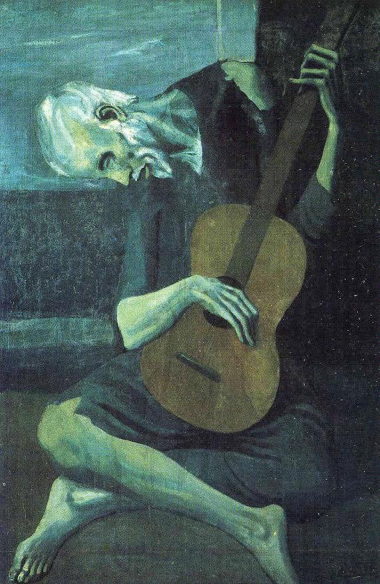 o-guitarrista-cego-picasso